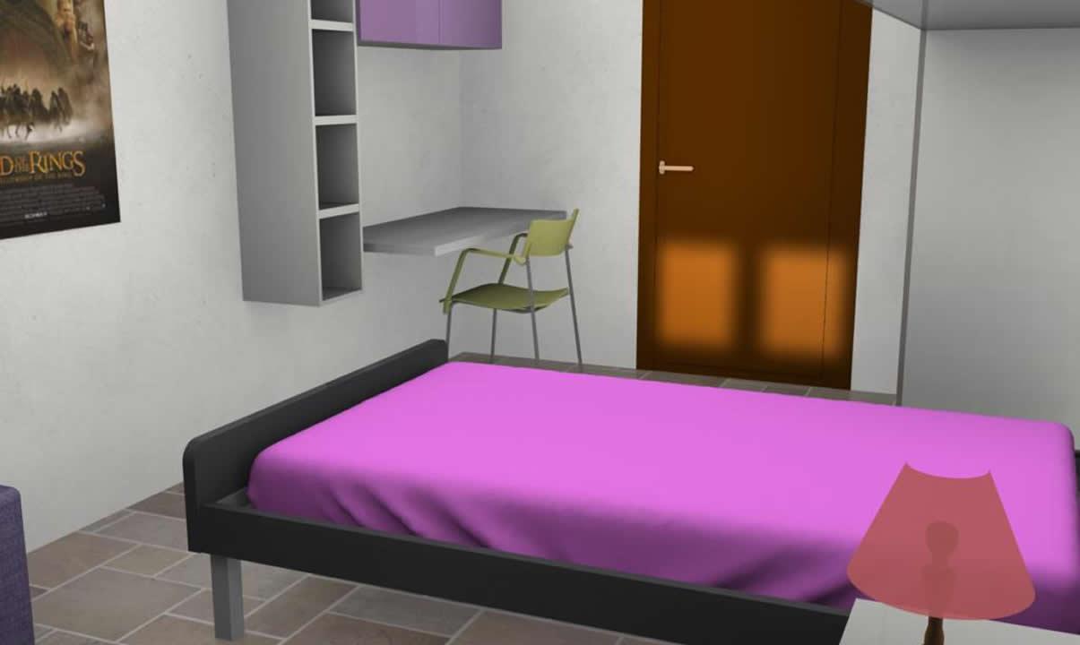 Progettazione camere letto interior design DekorPro3D Reggello Firenze